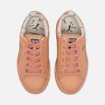 Детские кроссовки Puma x tinycottons Basket Leather PS Peach Nougat фото- 4