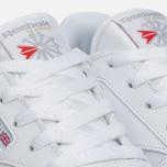 Детские кроссовки Reebok Classic Leather White фото- 5
