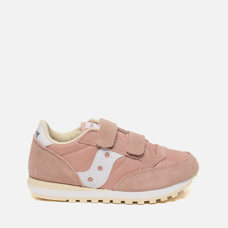 Детские кроссовки Saucony Jazz Double HL Light Pink/White