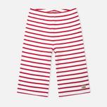 Детские шорты Armor-Lux Bermuda White/Dark Red фото- 0