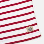 Детские шорты Armor-Lux Bermuda White/Dark Red фото- 1