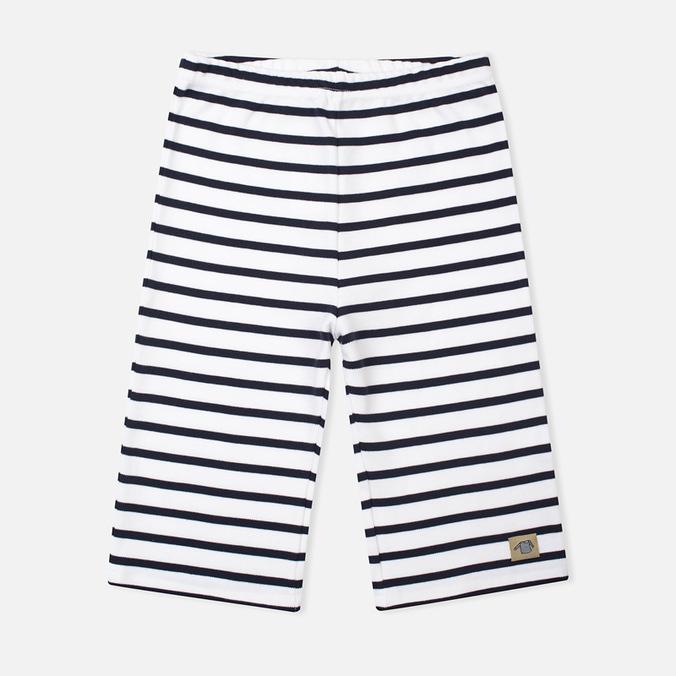 Детские шорты Armor-Lux Lux Bermuda White/Navy Blue
