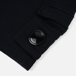 Детские шорты C.P. Company U16 Bermuda Felpa Basic Pocket Lens Total Eclipse фото- 3