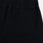 Детские шорты C.P. Company U16 Bermuda Felpa Basic Pocket Lens Total Eclipse фото- 4