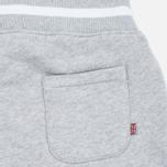 Детские шорты Hackett Sweat Pearl Grey фото- 4