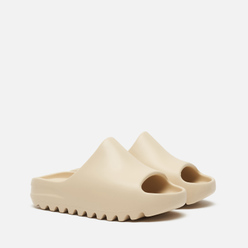 Детские сланцы adidas Originals YEEZY Slide Kids Bone/Bone/Bone