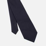 Детский галстук Hackett Solid Navy фото- 1