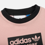 Детский костюм adidas Originals x Mini Rodini Graphic Set Pink Spirit/Black фото- 4