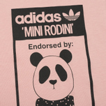 Детский костюм adidas Originals x Mini Rodini Graphic Set Pink Spirit/Black фото- 3