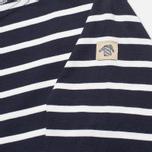 Детский лонгслив Armor-Lux Beg Meil Breton Navy Blue/White фото- 3
