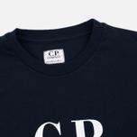 Детский лонгслив C.P. Company U16 Back Print Google Blue фото- 1