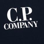 Детский лонгслив C.P. Company U16 Back Print Google Blue фото- 3