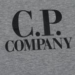 Детский лонгслив C.P. Company U16 Back Print Google Grey фото- 2