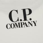 Детский лонгслив C.P. Company U16 Back Print Google White фото- 3