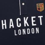 Детский лонгслив Hackett London Navy фото- 2