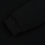 Детский лонгслив Lacoste Classic LS Pique Polo Black фото- 2