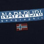 Детский лонгслив Napapijri K Saimaa Blue Marine фото- 2