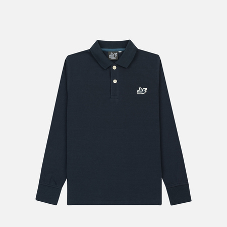 Детский лонгслив Peaceful Hooligan Drake Polo Navy