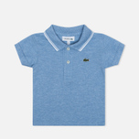 Детский набор Lacoste Infants Pale Blue Polo and Socks Gift Set фото- 1
