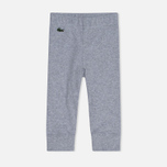 Детский набор Lacoste Infants White Polo And Grey Joggers Gift Set фото- 2