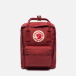 Детский рюкзак Fjallraven Kanken Deep Red фото- 0