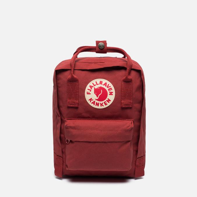 Детский рюкзак Fjallraven Kanken Deep Red