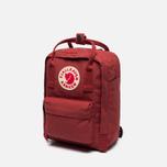 Детский рюкзак Fjallraven Kanken Deep Red фото- 1