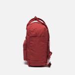 Детский рюкзак Fjallraven Kanken Deep Red фото- 2