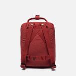 Детский рюкзак Fjallraven Kanken Deep Red фото- 3