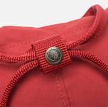 Детский рюкзак Fjallraven Kanken Deep Red фото- 4