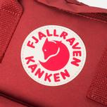 Детский рюкзак Fjallraven Kanken Deep Red фото- 5