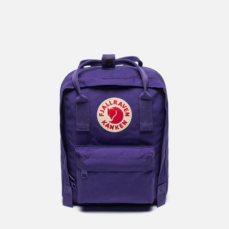 Fjallraven Kanken Children's Backpack Purple