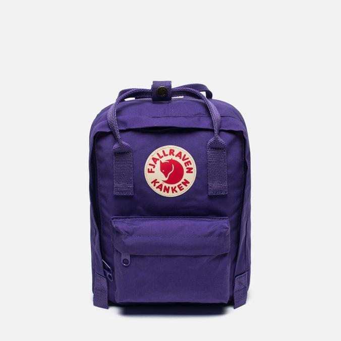 Детский рюкзак Fjallraven Kanken Purple