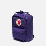 Детский рюкзак Fjallraven Kanken Purple фото- 1