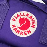 Детский рюкзак Fjallraven Kanken Purple фото- 5