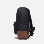 Детский рюкзак Herschel Supply Co. Heritage 9L Black/Tan Synthetic Leather фото- 2