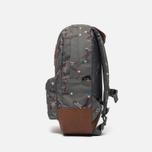 Детский рюкзак Herschel Supply Co. Heritage 9L Sticks & Stones/Tan Synthetic Leather фото- 2