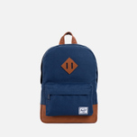 Детский рюкзак Herschel Supply Co. Heritage Navy/Tan PU фото- 0