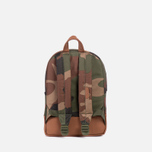 Детский рюкзак Herschel Supply Co. Heritage Woodland Camo/Tan PU фото- 2