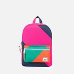 Детский рюкзак Herschel Supply Co. Settlement Multicolour фото- 0