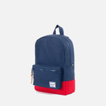 Детский рюкзак Herschel Supply Co. Settlement Navy/Red/Tan фото- 1