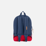 Детский рюкзак Herschel Supply Co. Settlement Navy/Red/Tan фото- 2