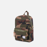 Детский рюкзак Herschel Supply Co. Settlement Woodland Camo/Army Rubber фото- 1