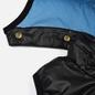 Детский жилет adidas Originals x Mini Rodini Hoodie Black/Bahia Light Blue фото - 5