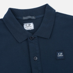 C.P. Company U16 Short Sleeve Children's Polo Navy photo- 1