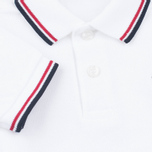 Детское поло Fred Perry My First White/Red/Navy фото- 4