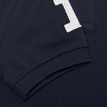 Детское поло Hackett Numbered Navy фото- 3