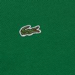Детское поло Lacoste Petit Pique Rocket Green фото- 3