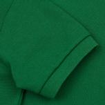 Детское поло Lacoste Petit Pique Rocket Green фото- 4