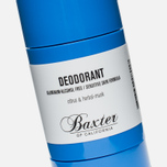 Дезодорант для тела Baxter of California Citrus & Herbal 2.65oz фото- 1